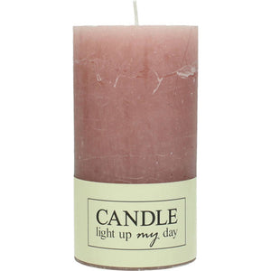 Candle Pink