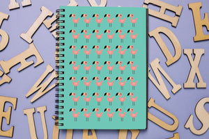 Monki Book : Flamingo