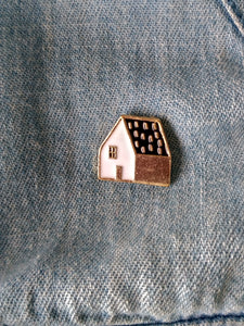 Enamel Pins : House