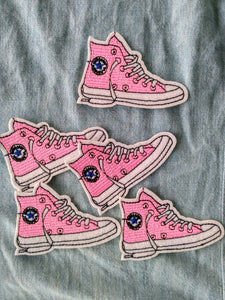 Iron-on Patch : Sneakers