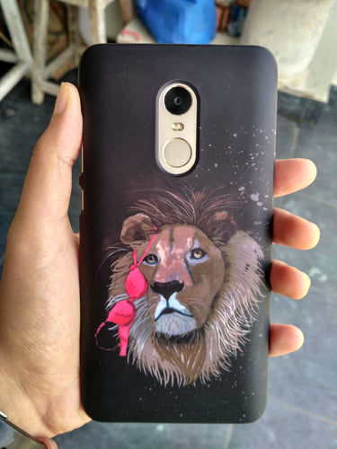 Phone Case : Lion