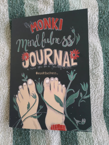 Monki Zine: Mindfulness Journal