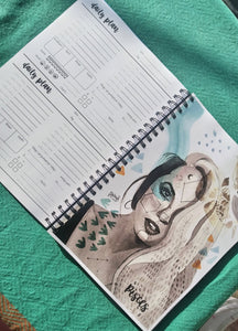 Pre - order 2021 Monki Yearly Planner