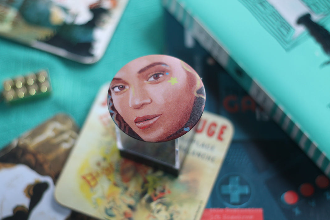 Pin-Back Buttons : Beyonce