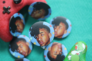 Pin-Back Buttons : Jaden Smith