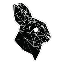 Rabbit : Monki Laptop Sticker
