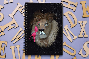 Monki Book : Lion