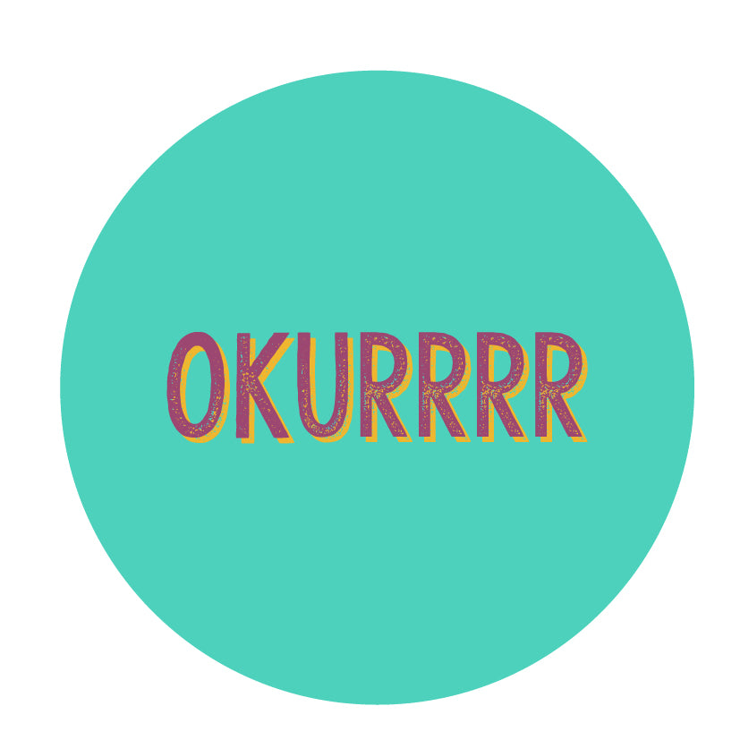 Pin-Back Buttons : Okurrrr