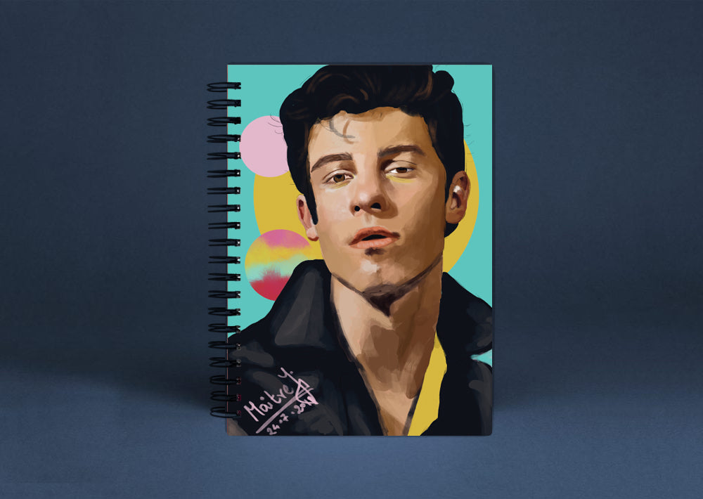 Monki Book : Shawn Mendes