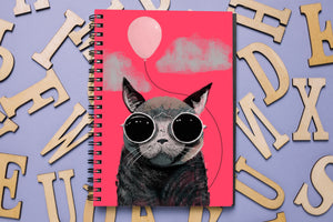 Monki Book : Cat