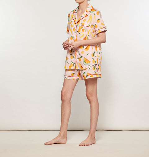Miami Cotton Pyjama Set