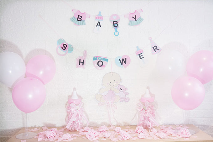 Baby Shower Guirlande