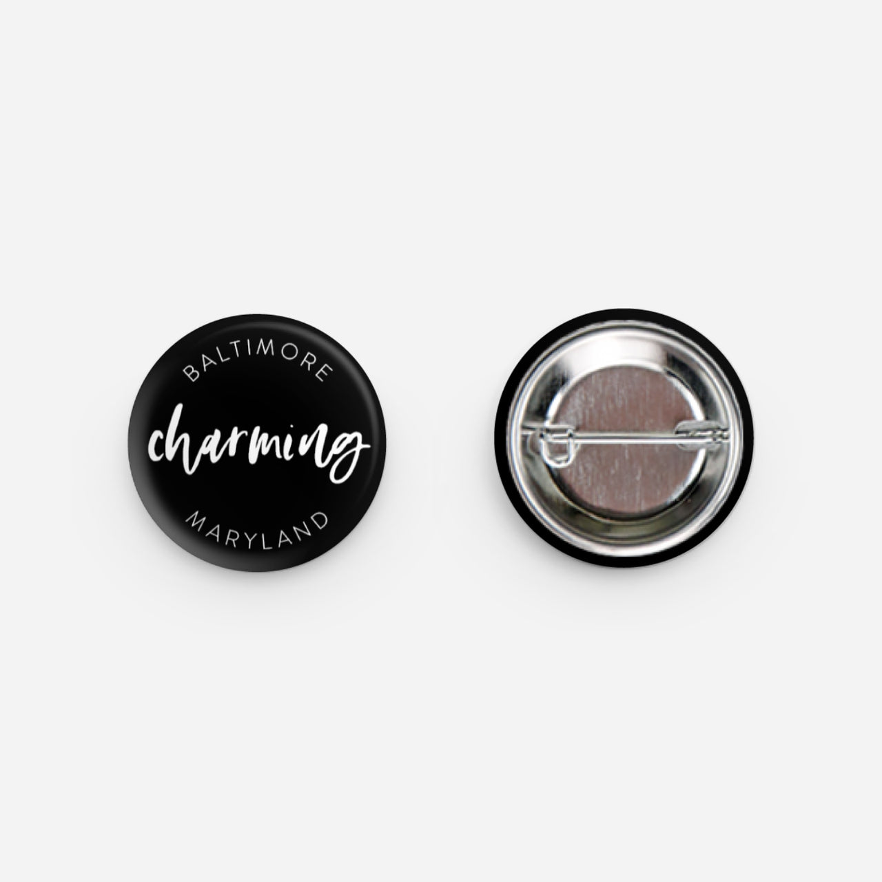 Charming - Button