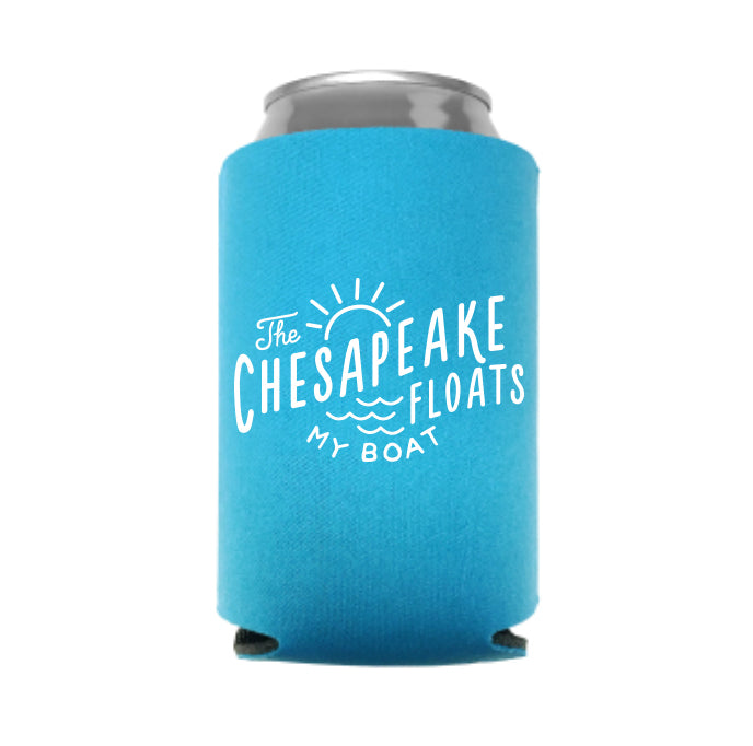 Floats My Boat - Can Cooler