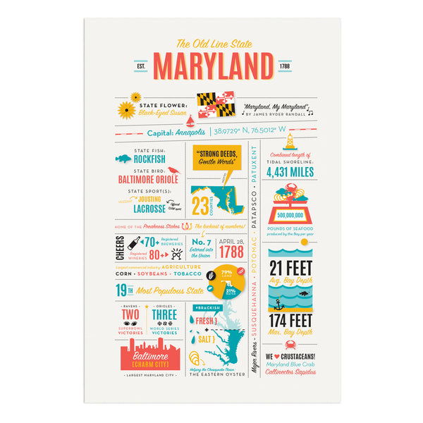 "MD Infographic - 11""x17"""