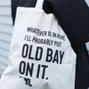 Old Bay - Tote Bag