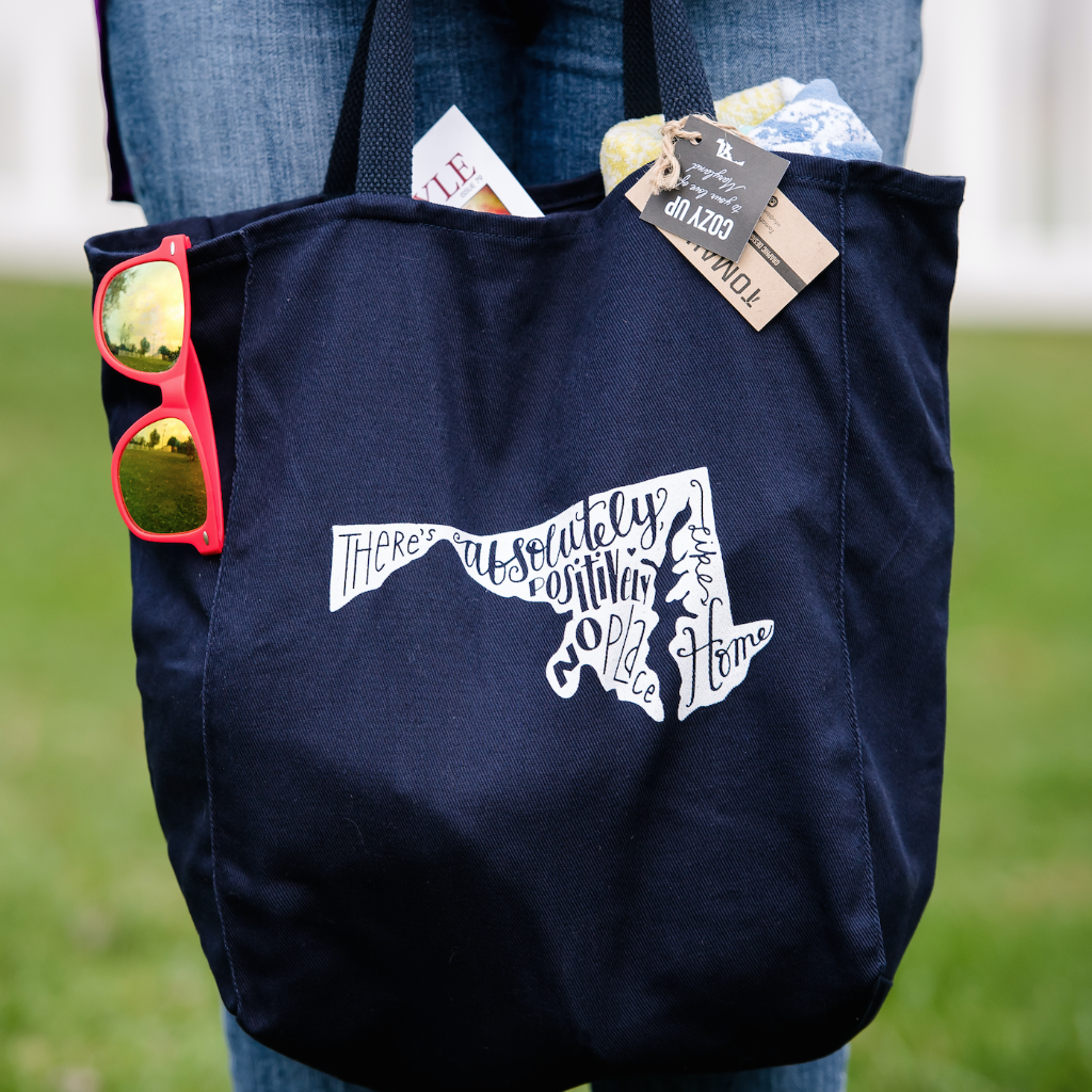 No Place Like Home Tote