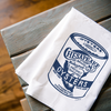 Oyster Tin - Flour Sack Towel
