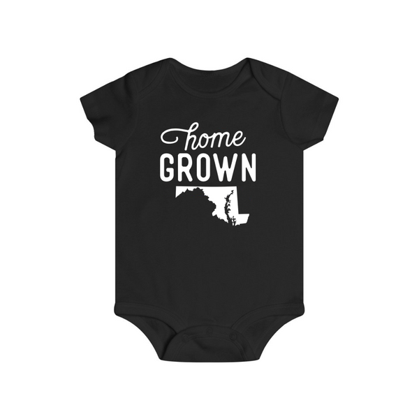 Home Grown Onesie
