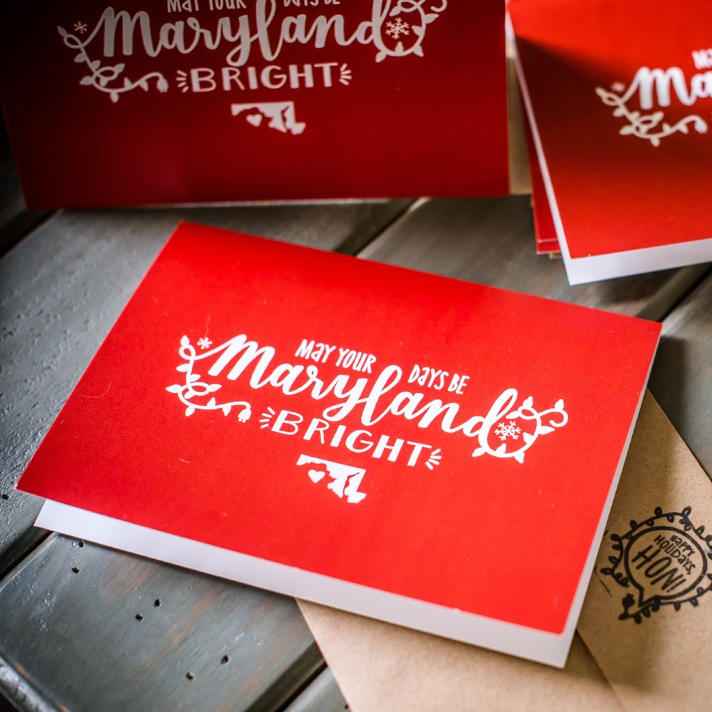 MD Bright - Holiday Card