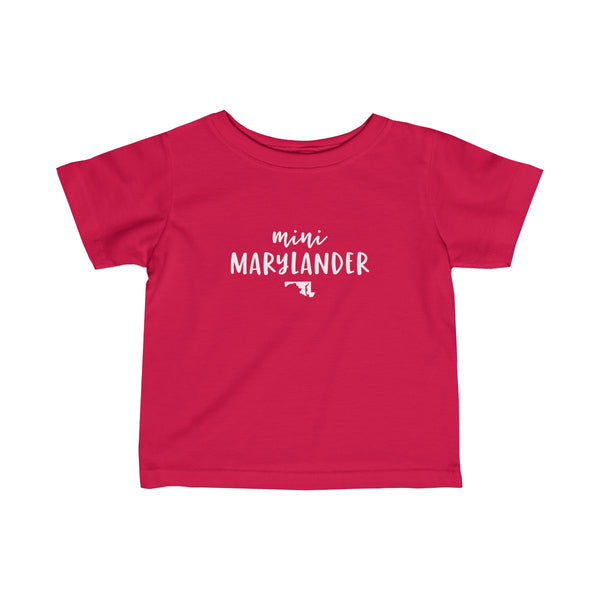 Mini Marylander - Baby Tee