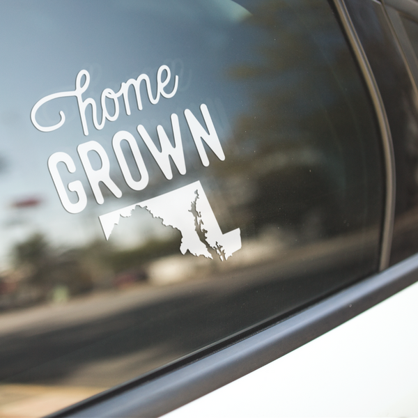 Home Grown - Vinyl Decal