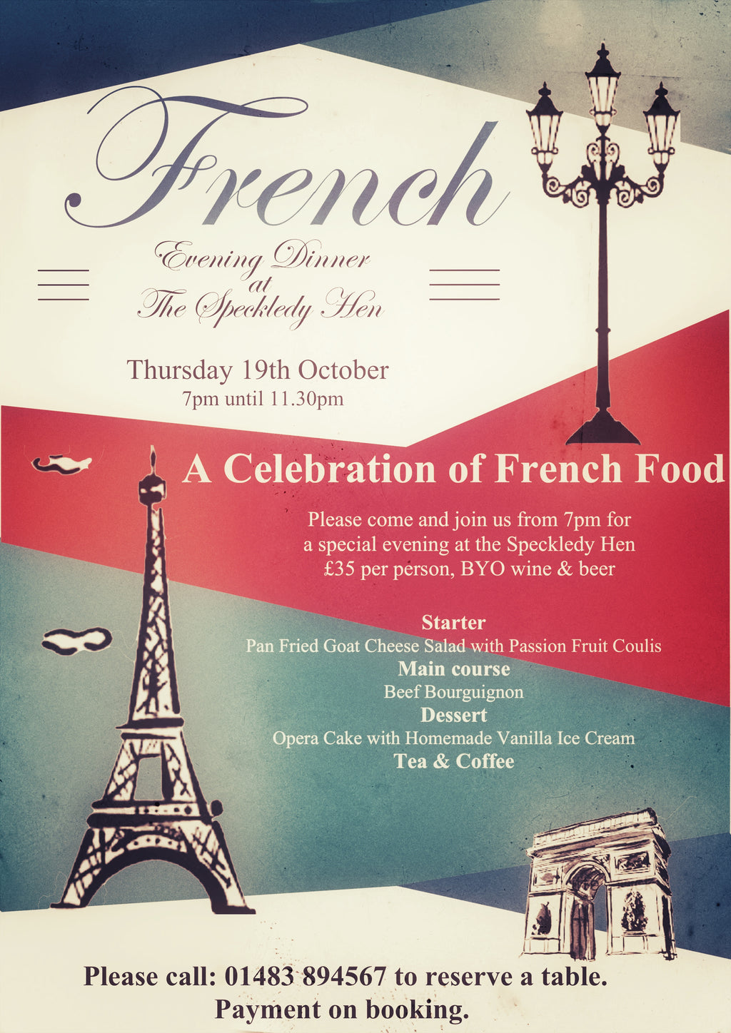 A Celebration of French Food