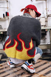 FLAME PLUSH SWEATER