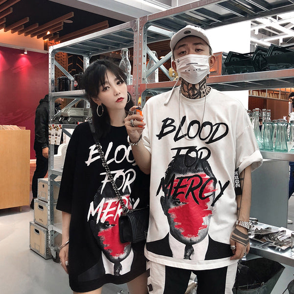 BLOOD FOR MERCY TEE