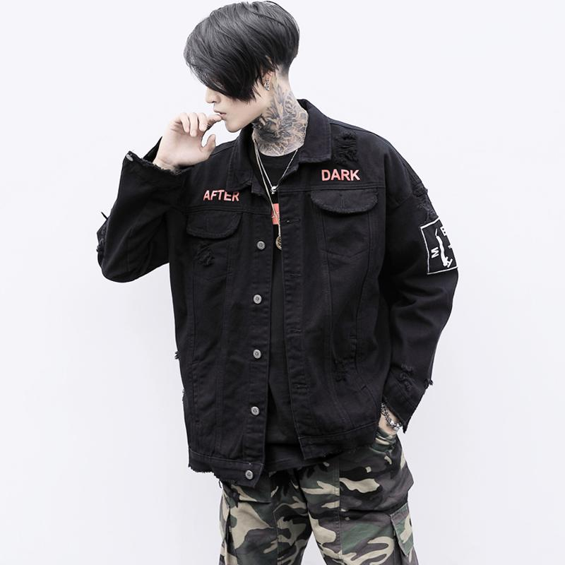 MIND VS MATTER DENIM JACKET
