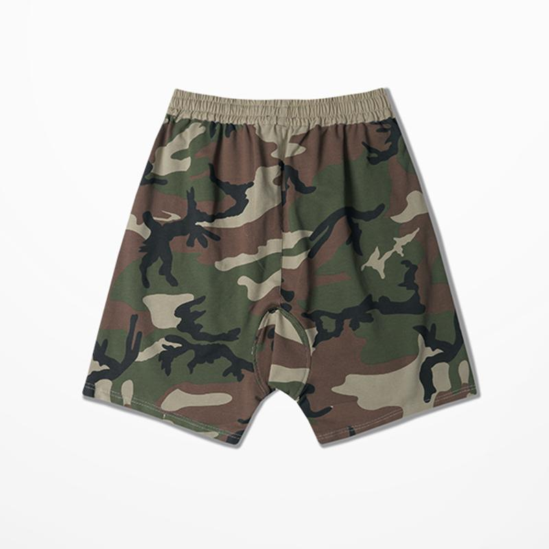 ESSENTIAL CAMO SHORTS