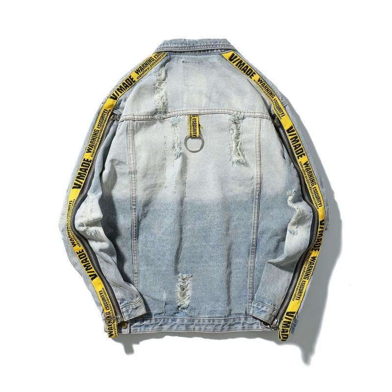 V/MADE DENIM JACKET