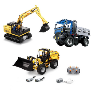 Heavy Machinery Collection