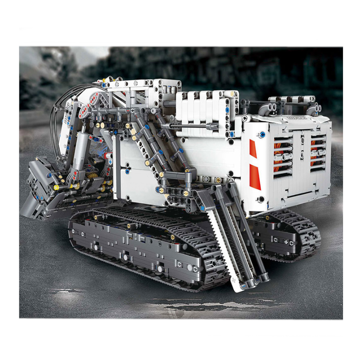 Remote Controlled Loader 4416pcs