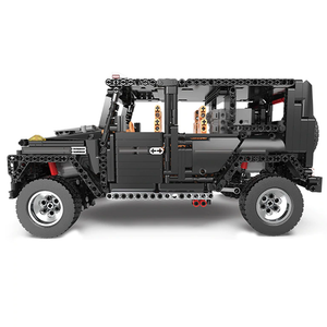 Remote Controlled 4x4 1770pcs