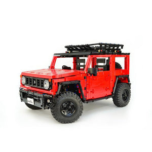 Remote Controlled 4x4 2389pcs