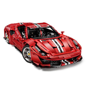 New: Italiana Prancing Horse 3187pcs