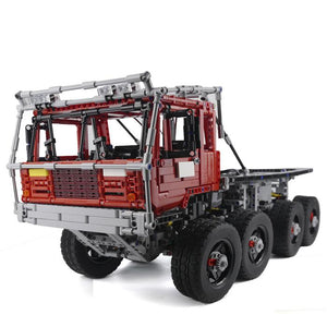 Remote Controlled 8 Wheel Drive Crawler 2839pcs
