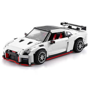Remote Controlled GTR R35 1322pcs