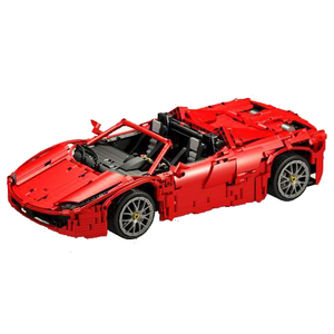 Remote Controlled Ferrari 458 Spider 2246pcs