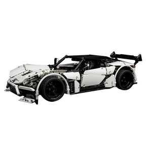 New: Volcano RS Supercar 1699pcs