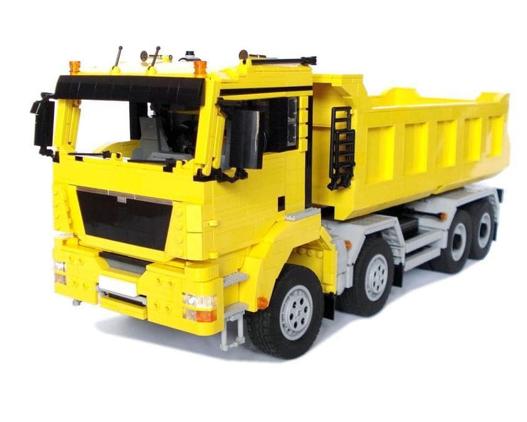Remote Controlled Dump Truck 2413pcs