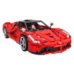 New: Ferrari LaFerrari V2 2461pcs