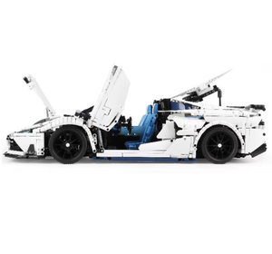 Convertible Supercar 3702pcs