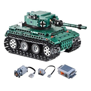 Remote Controlled Tank 313pcs