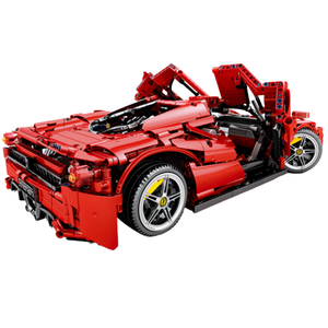 Remote Controlled Rosso 2614pcs