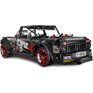 New: Hoonitruck Drift Exclusive 2886pcs