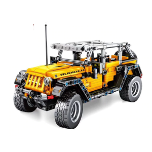 Off-Road 4x4 601pcs