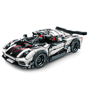 New: Koenigsegg One:1 728pcs