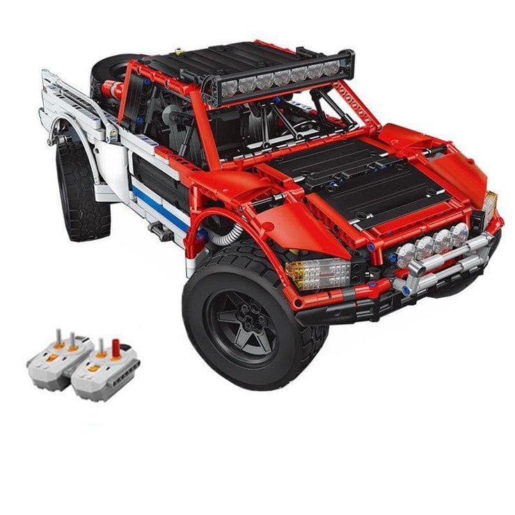 Remote Controlled Dakar Truck 2311pcs